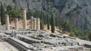 Delphi & the Sanctuary of Apollo