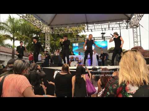 CNCO - Volverte  A Ver - Calle 8, Miami.