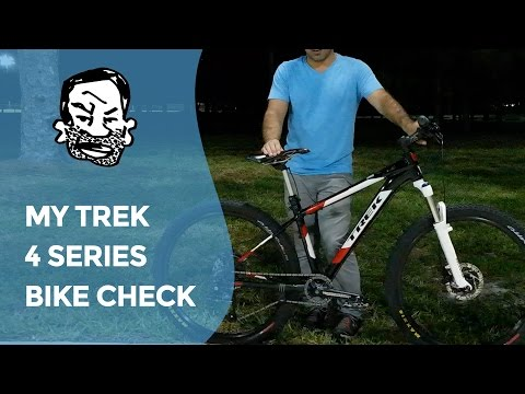 Bike Check - My Trek 4900