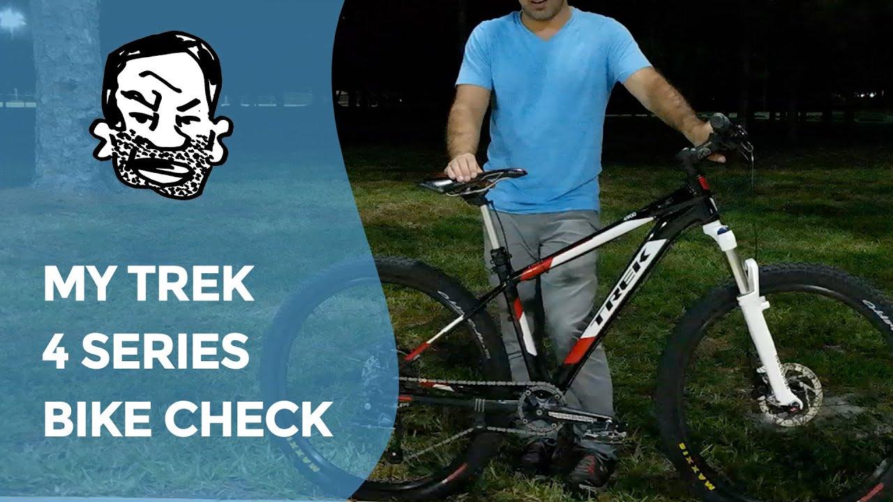 f9493715663 Bike Check - My Trek 4900 - YouTube