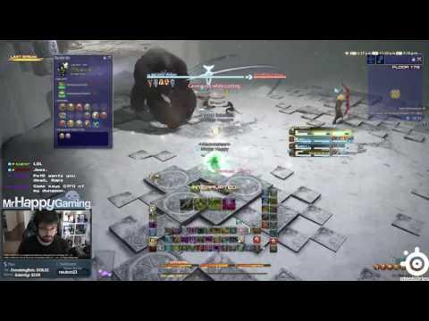 Xehanort1227 Obtaining Padjali Weapon Deep Dungeon