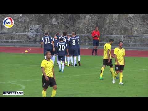 RESUM: Supercopa 2017. VallBanc Santa Coloma - UE Santa Coloma (1-0)
