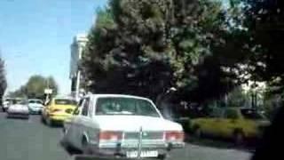 Iran Urmia Bargh Street Sep 2007