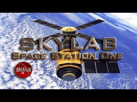 NASAFLIX - SKYLAB: Space Station One - MOVIE
