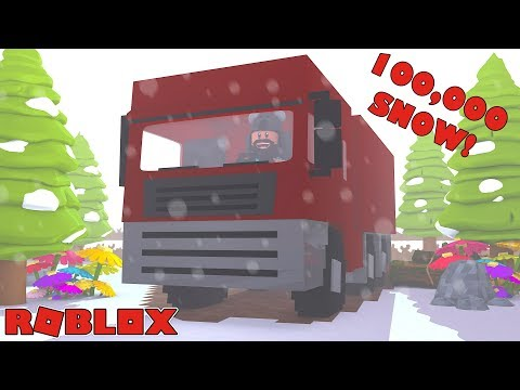 SNOW SHOVELING SIMULATOR IN ROBLOX!