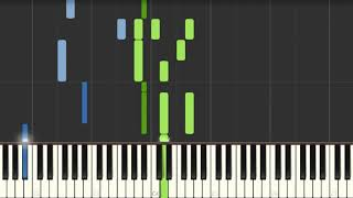 Love You Like I Used To Russell Dickerson [Piano Tutorial] Synthesia