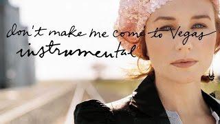 08. Don't Make Me Come To Vegas (instrumental cover) - Tori Amos