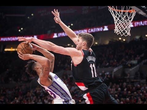 Full Game Highlights: Portland Trail Blazers vs. Sacramento Kings | November 18th, 2017