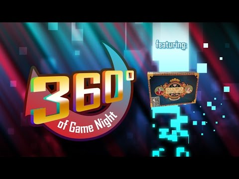 Mafia de Cuba (Ep. 8) 360 Degrees of Game Night