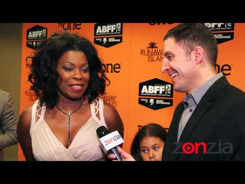 Lorraine Toussaint at the ABFF2015