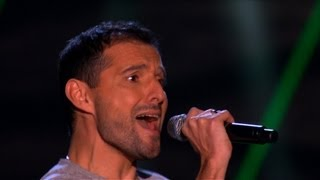 The Voice UK 2013 | Ricardo Afonso performs