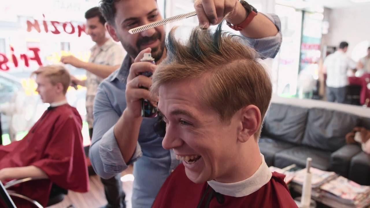 Sløtface at the barbers: 777tv