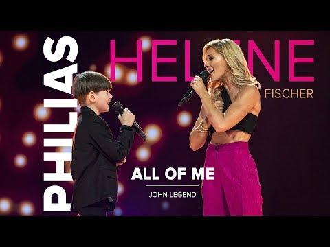 "Helene Fischer & Philias Martinek - ""All Of Me"" By John Legend"