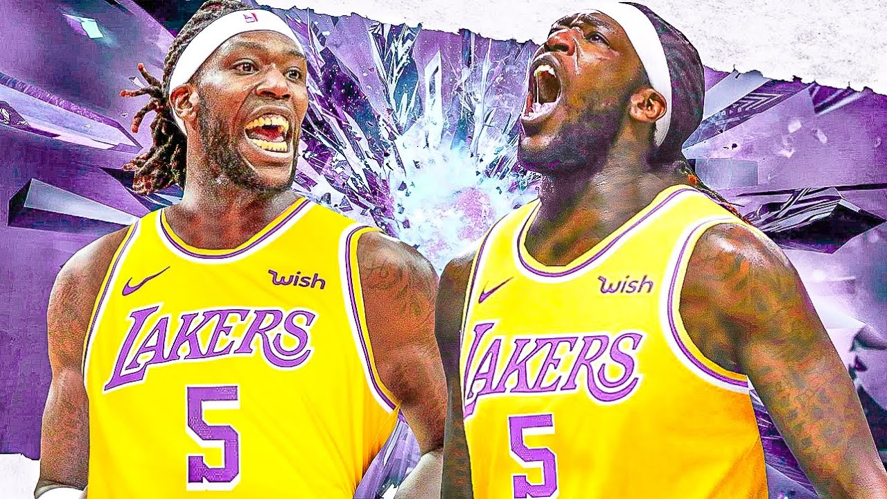 Montrezl Harrell - Welcome to Los Angeles Lakers - 2020 Highlights