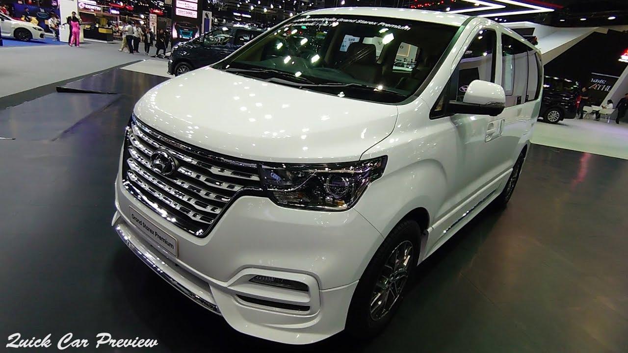 Configurations 2020 Hyundai Starex