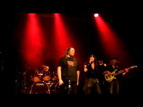 Jutta Weinhold - 03 Black Bone Song (Metal Assault 3, Würzburg, 2013 02 02)