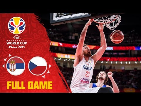 Serbia V Czech Republic Boxscore Fiba Basketball World Cup