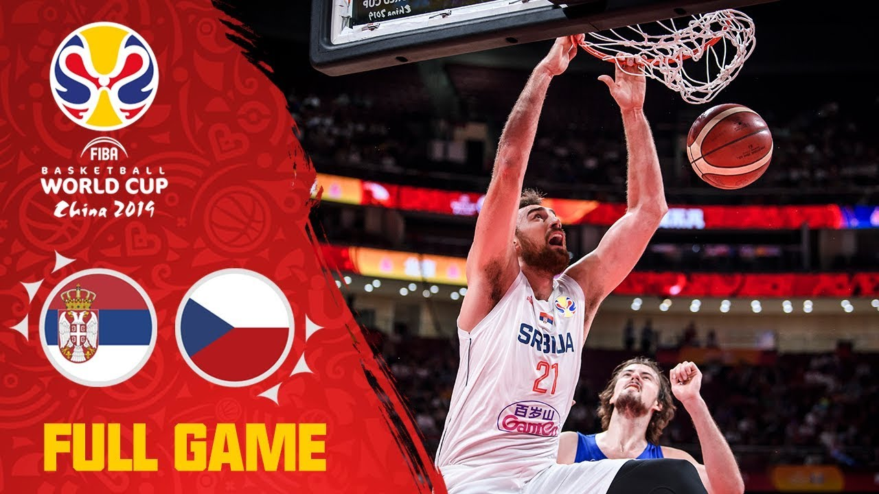 Serbia take out Czech Republic to finish their run!  - Full Game