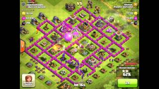 Clash of Clans - Stupid Archer Queen