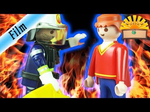 VERBRECHER COMEBACK ? ER IST ZURÜCK! - Playmobil Film deutsch - FAMILIE Bergmann