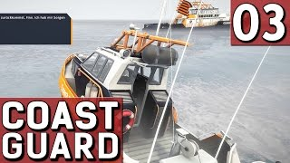 COAST GUARD #3 GRUSEL unter DECK See Adventure Simulation deutsch german