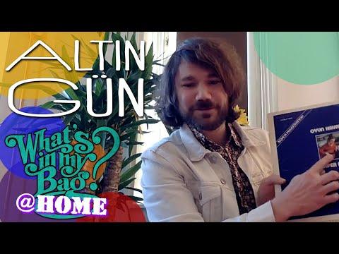 Altın Gün - What's In My Bag? [Home Edition]