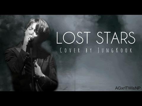 JungKook ft. V (TaeHyung) - Lost stars {MASH UP} [Lyrics + Sub Esp]