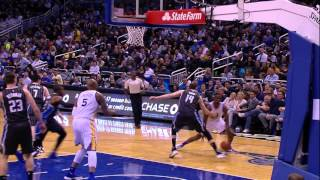 Top 10 NBA Crossovers: February 2016