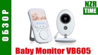 Обзор Видеоняни Baby Monitor VB605 - оптимальный выбор. Товар с AliExpress