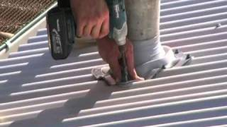 Asbestos Roof Removal & Roof Replacement Video