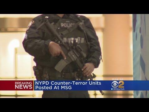 NYC Steps Up Security At Music Venues After Manchester