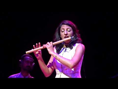 Queen of Bansuri - Rasika Sekhar - Flute Jamming -MTV Unplugged Sounds of Sufi - 3 Nov 2017