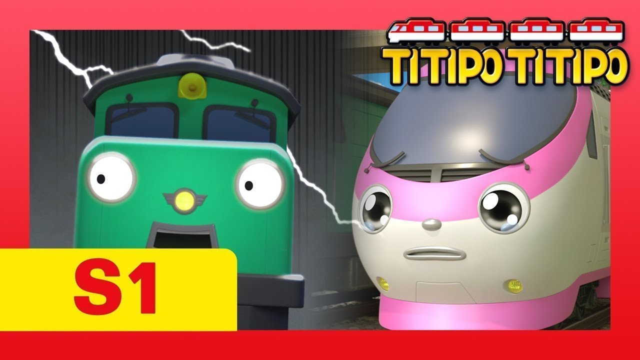 Titipo Español Episodios completos 21-26 l Caricaturas para Niños l Titipo Titipo Español