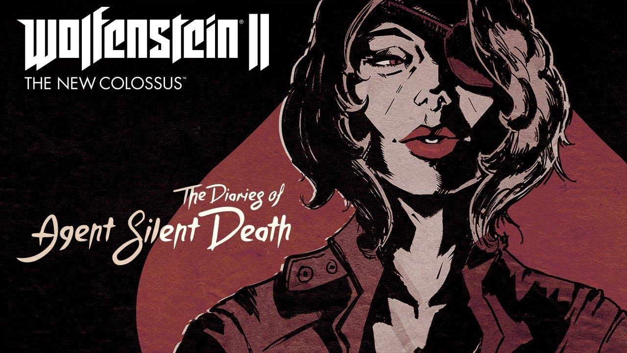 The Diaries of Agent Silent Death – Wolfenstein II