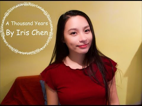 A Thousand Years - Christina Perri | Cover By Iris Chen