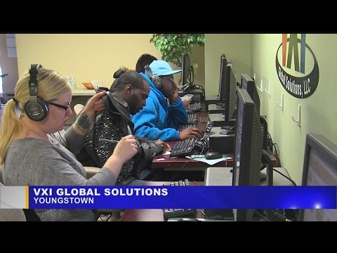 Youngstown's VXI Global Solutions to hire 350 new employees