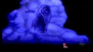 the lion king mufasa in the clouds remember who you are