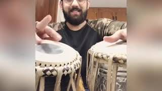 Sakhiyaan - Maninder Buttar || Tabla Remix 2019