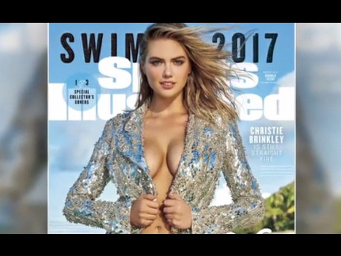Kate Upton Sports Illustrated Swimsuit Issue Cover