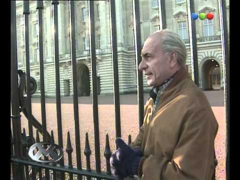 Fernando de la Rúa en Londres  Videomatch