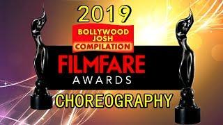 All FilmFare Awards For Best Choreography 2019-1989    64th Filmfare Awards 2019    Bollywood Josh