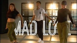 Gambar cover Sean Paul, David Guetta - Mad Love ft. Becky G-coreografía de Las Vitaminas By Jazmín Tobón ®