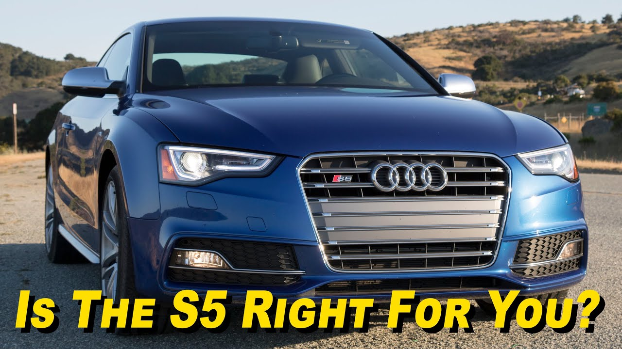 2015 audi s5 / a5 detailed review - in 4k! - youtube