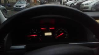 Тянет налево (руль сам поворачивает налево на кочках)