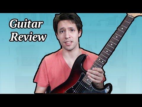 Guitar Review: Fender American Special Stratocaster HSS Sunburst