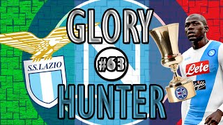GLORY HUNTER 63 FINAL COPPA ITALIA GAME Football Manager 2020