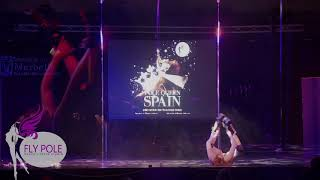 Anna G. Poledance : PoleQueen Competition Official 3 rank Classique Professional
