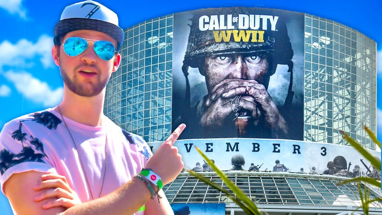 Playing the NEWEST GAMES in the WORLD... EARLY! ? (EPIC VLOG)