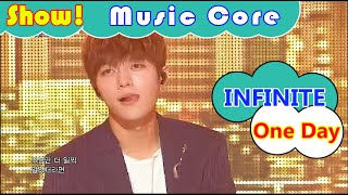 Video [Comeback Stage] INFINITE - One Day, 인피니트 - 원데이 Show Music core 20160924 download MP3, 3GP, MP4, WEBM, AVI, FLV Mei 2018