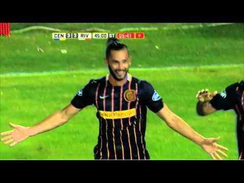 Show de goles en el Gigante: River no pudo sostener la victoria y Rosario lo amargó con un empate